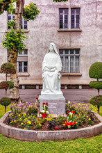 Statue Of Saint Therese Of Chi...