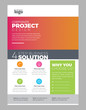 Modern Flyer Template for any type of corporate use