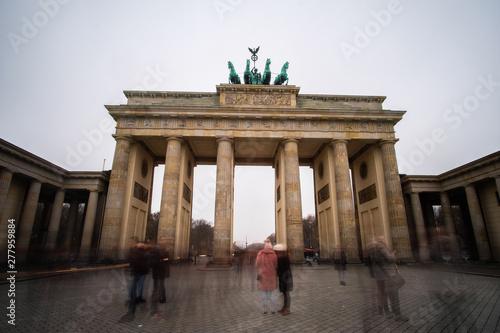 Spoed Fotobehang Berlijn Berlin