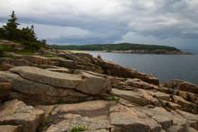 Storm Over Acadia National Park, Maine