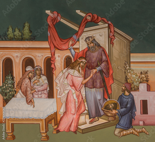 Foto Beheading of John the Baptist