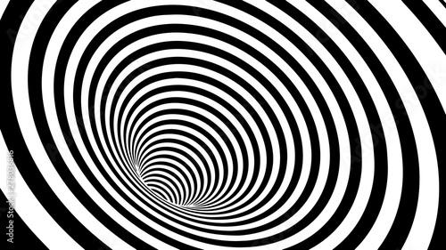 Fotografía Tunnel or wormhole
