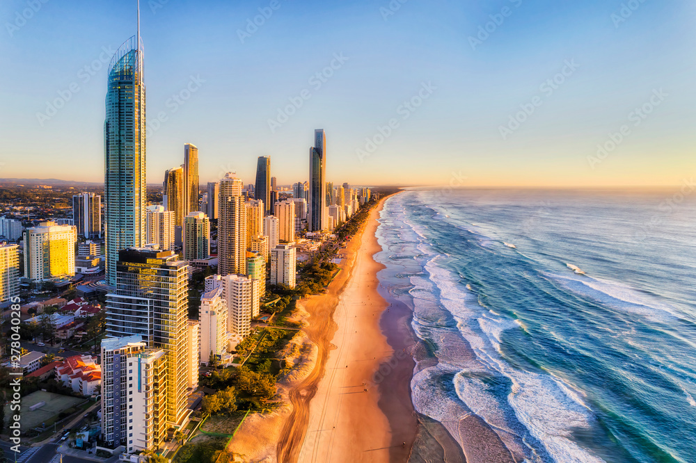 Fototapety, obrazy: D QLD SP Rise sunlight 2 north