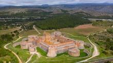 Landscape Of Fort Of Salses An...