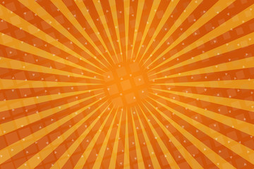 abstract, orange, pattern, ...