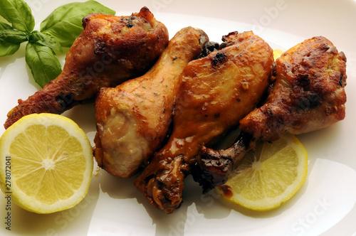 Photo Roast chicken ft3103_3442 Pollo asado
