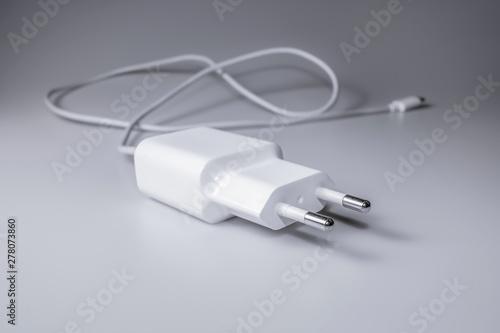 Foto usb plug charger