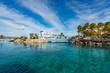 Leinwandbild Motiv    Views around the Caribbean island of Curacao