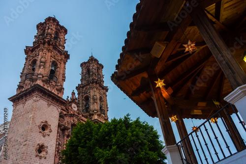 Fotografija  mexico church