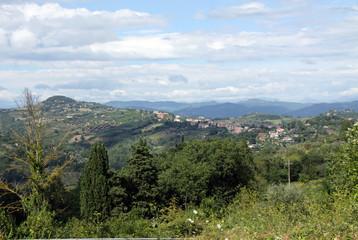 Fototapeta na wymiar Перуджа Perugia