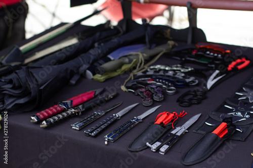Photo Armas Feria  Renacimiento