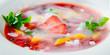 Cold Dessert Berry Soup