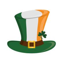 Saint Patricks Day Irish Cartoon