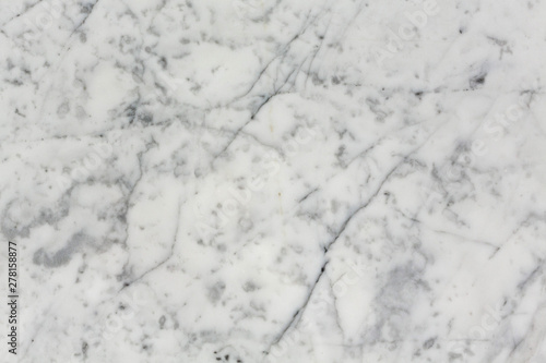 Stickers pour porte Marbre Classic white marble texture with clean surface.