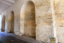 Arched Niches In The Old Kiric...