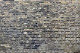 Close up view on old and weathered red  and yellow brick walls in high resolution