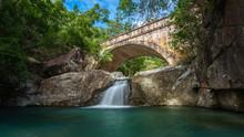 Little Crystal Creek Waterfall, Queensland Australia