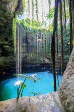Amazing Ik-Kil Cenote Near Chi...