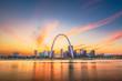 canvas print picture - St. Louis, Missouri, USA