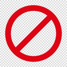 No Entry Restriction Sign Forbiding Parking Etc