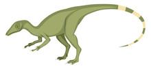 Compsognathus, Illustration, V...
