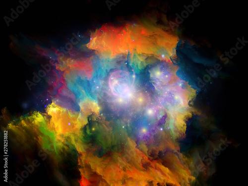 Cosmic Paint.