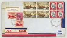 Briefmarken Stamps Umschlag En...