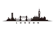 London Skyline And Landmarks S...
