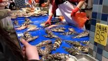 Hong Kong Fish Wet Market, Sel...