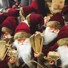 Santa Claus Closeup
