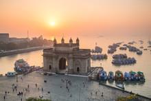 India, Mumbai, Maharashtra, Th...