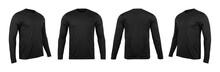 Blank Black Long Sleve T-shirt...