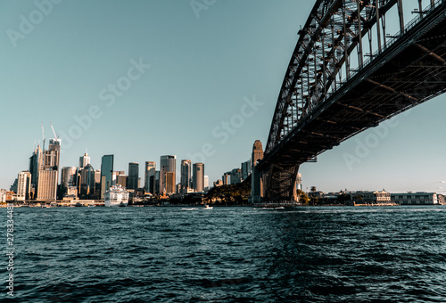 Harbour Bridge Sydney Wallpaper Mural