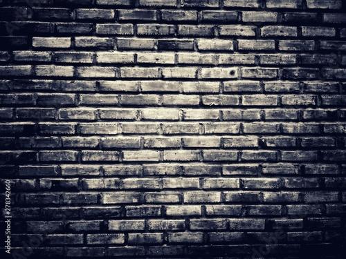 Foto op Plexiglas old brick wall