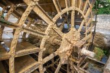Water Wheels In L'Isle-sur-la-...