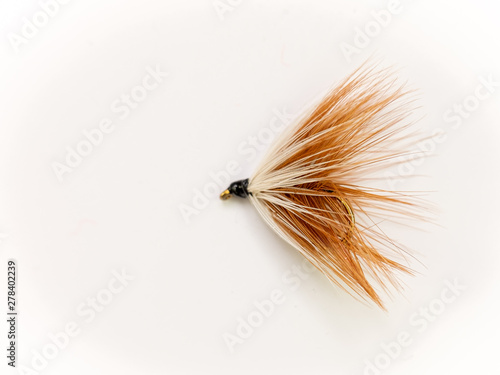 Photo Loch Ordie Wet Trout Fly fishing fly