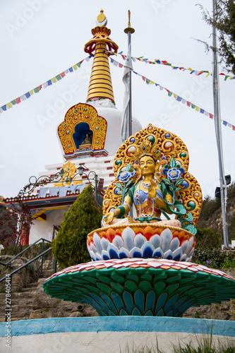Buddha of Panillo Fototapeta