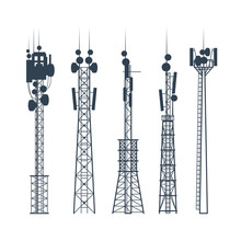 Transmission Cellular Towers, ...