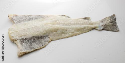 Valokuva  bacalao salado
