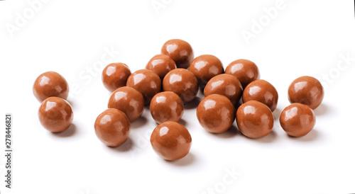 Fotomural  Chocolate balls