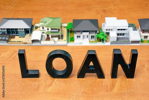 Fotografía 住宅ローン Home loan