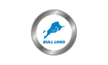 Bull Inside The Ring Logo