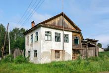 Abandoned Historical Residenti...