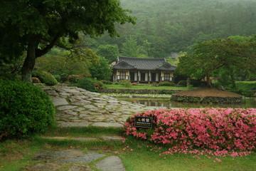 Ullimsanbang old house of South Korea