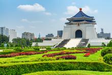 Amazing View Of The National Chiang Kai-shek Memorial Hall