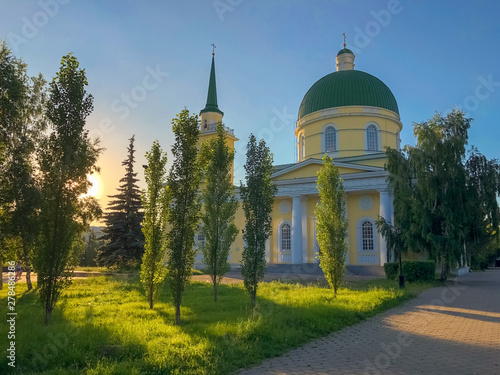 Omsk, Russia - june, 17 2019