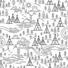 Nature Travel Pattern