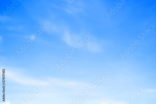 fototapeta na ścianę Blur Blue sky with cloud tropical area at Phuket Thailand.