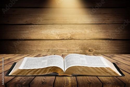 Book. Slika na platnu