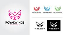 Royal Wing Creative And Minima...